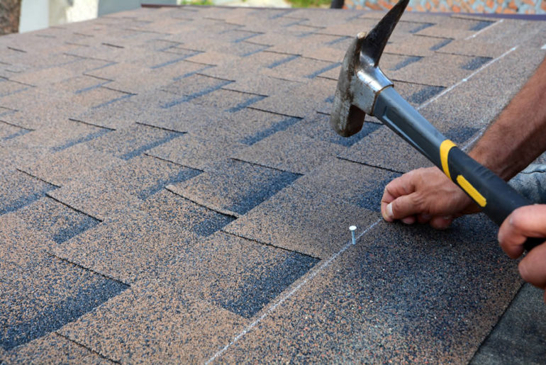 Roofing in Dearborn Michigan with a GAF Roofing System Plus Warranty