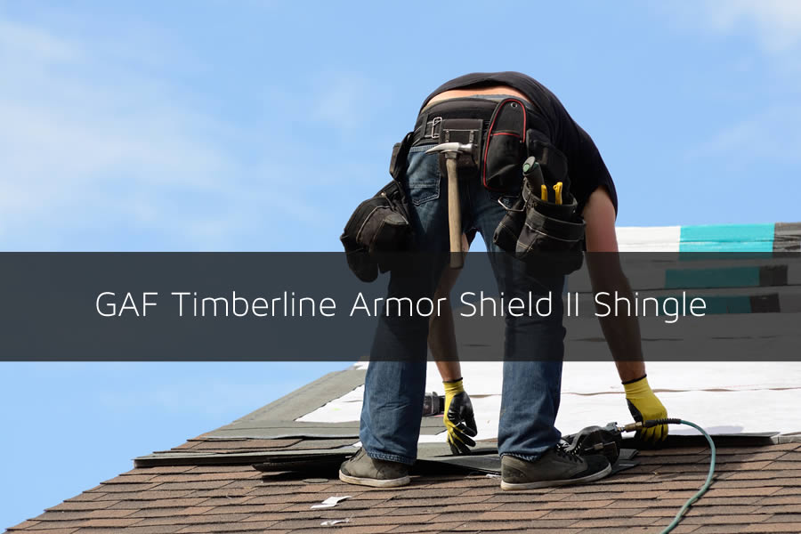 GAF Timberline Armor Shield II Shingle