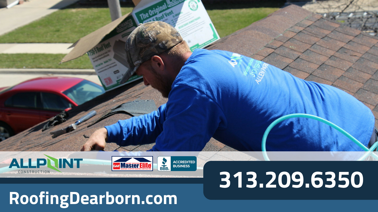 Factory Certified Roofing Contractor Dearborn MI