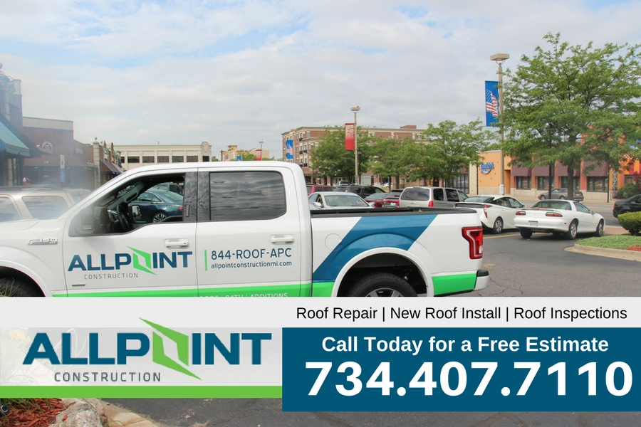 Residential Roofing Dearborn Michigan