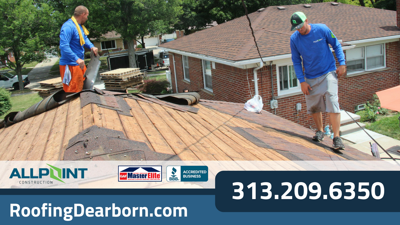 Before, During, and After: What to Expect with Roof Replacement in Dearborn MI