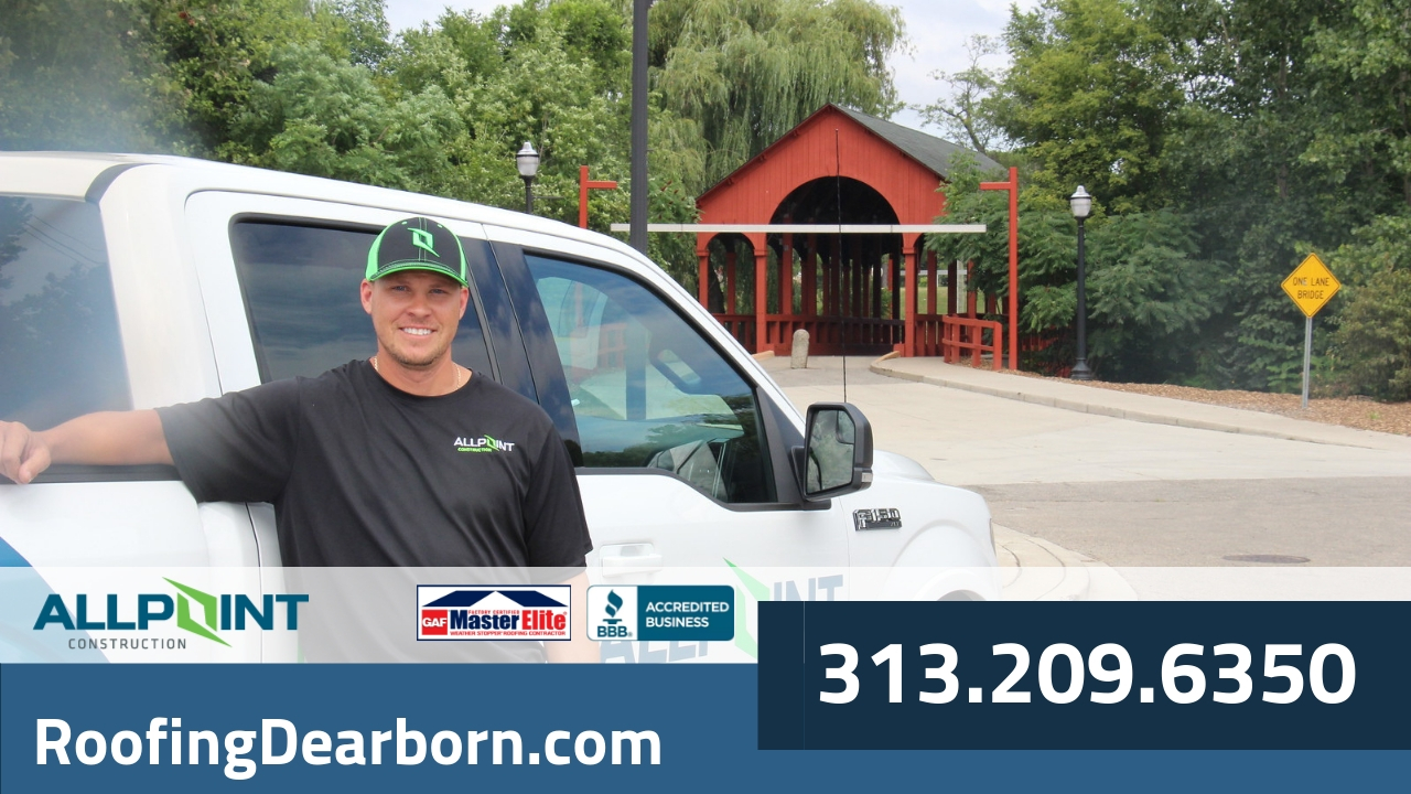Key Indicators That It's Time for a Roof Replacement in Dearborn Michigan