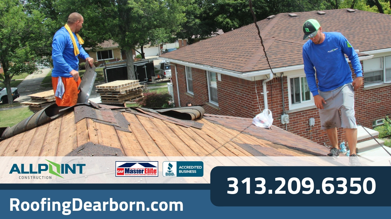 How To Choose The Right Roofing Company in Dearborn Michigan