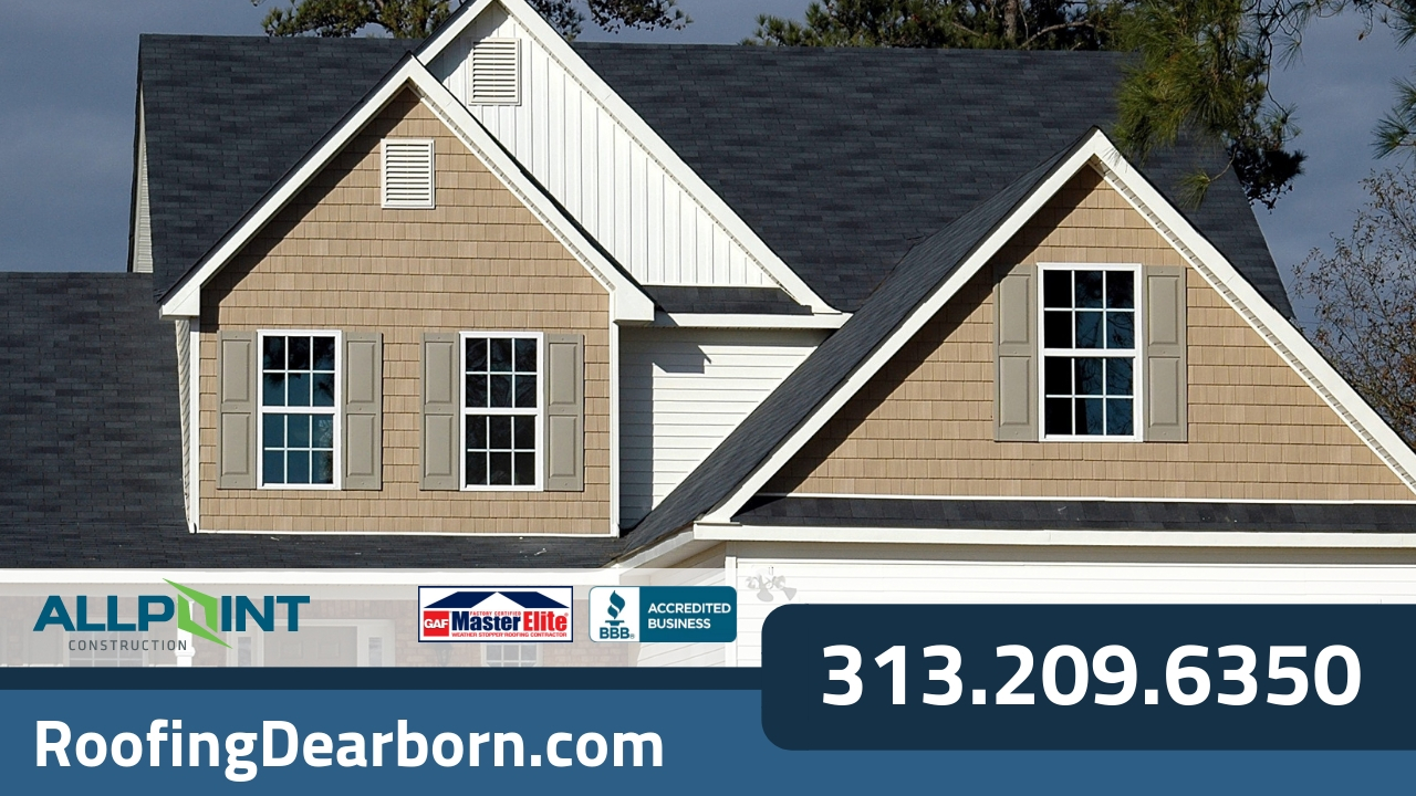 Trust a Reliable Roofer in Dearborn Michigan for Your Roof Installation