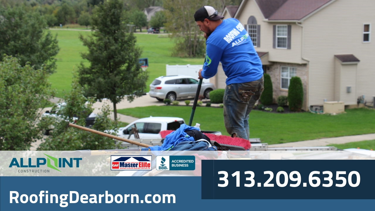 10 Steps to Maintain Your Roof in Dearborn, Michigan