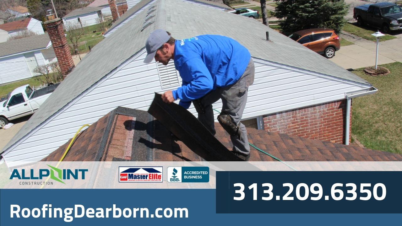 The Benefits of Choosing an Asphalt Roof in Dearborn Michigan
