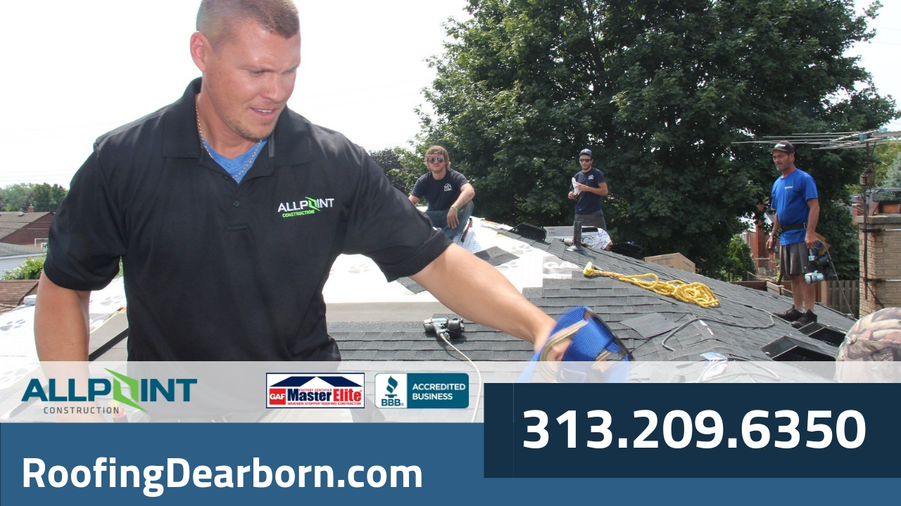 What to Expect From Your Roof in a Dearborn MI Spring
