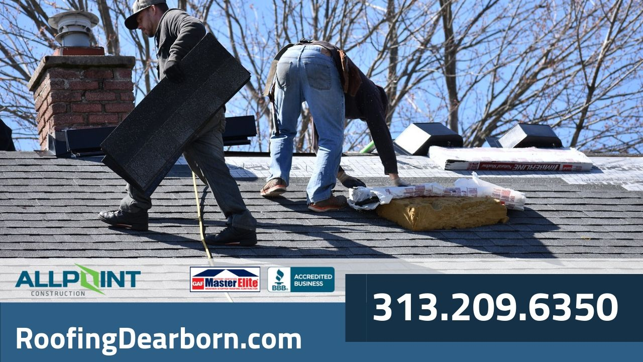 The Quick Facts On Estimating a Roof Replacement in Dearborn Michigan