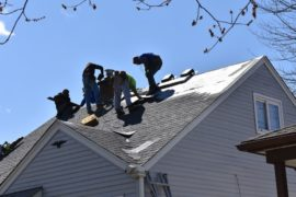 Roof Replacement in Dearborn MI