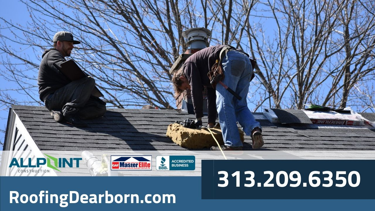 Most Common Roof Leak Causes in Dearborn Michigan