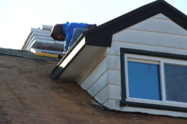 Roof Repair in Dearborn, Michigan