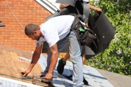 Most Common Ways To Tell if Your Roof in Dearborn Michigan is Damaged