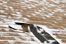 Here's How To Prevent Roofing Damage in Dearborn Michigan This Winter