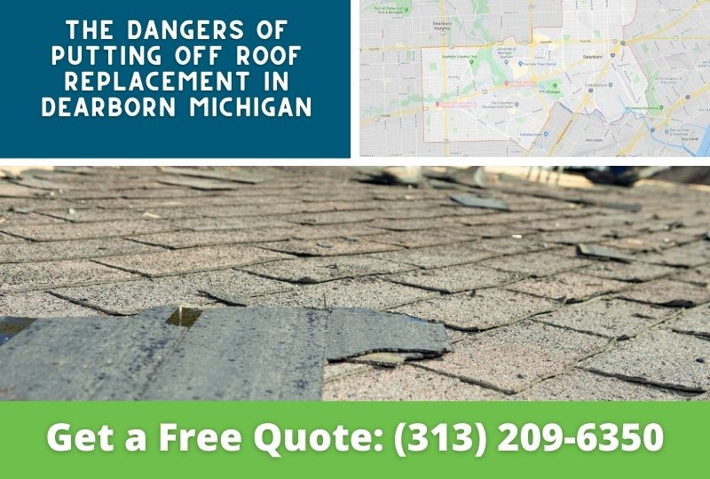 Roofing in Dearborn MI